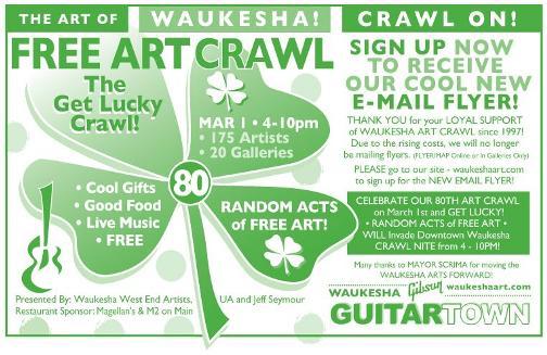 Waukesha Art Crawl #80